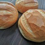 Pão Redondo Tipo Madero